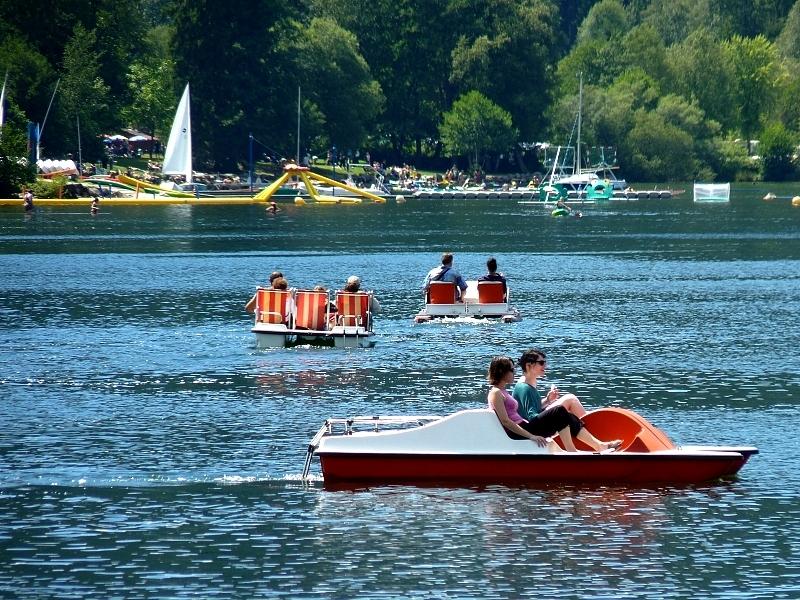 Les plans d eau de notre region camping le florival for Camping gerardmer piscine